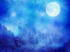 solitude blue therapy
