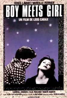 ボーイ・ミーツ・ガール』レオス・カラックス監督(1984フランス ...