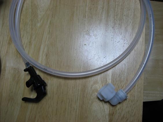 ピクニックフォーセット、簡易生ビール抽出器具、空冷で使用.JPG