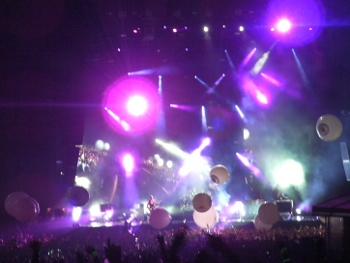 MUSE @ GREEN STAGE FRF10 2010年7月30日