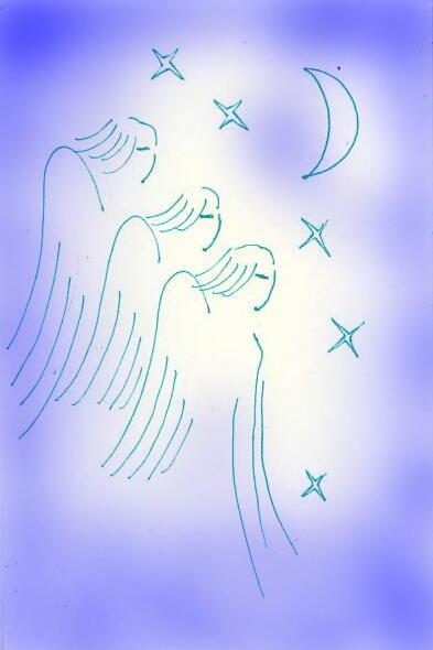 夜空のハーモーニー天使