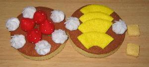 ホットケーキ パイン
