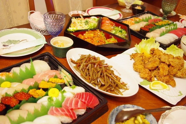 20110103 お寿司がメイン?.jpg
