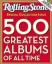 ローリング・ストーン誌 偉大なアルバム500
