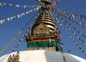 これが有名な仏塔