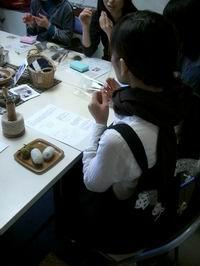 1月19日 羊毛フェルト講座 tomi先生.JPG