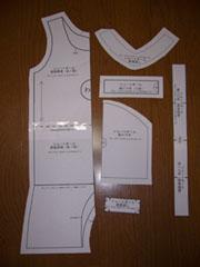 ショートオール作り方1