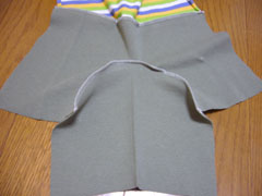 ショートオール作り方12