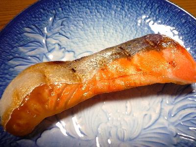 鮭のハラス