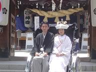 櫛田神社大安吉日2