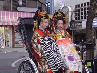 中洲のクラブ2007桜まつり2