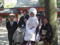 住吉神社婚礼20061103
