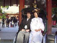 住吉神社婚礼20061202