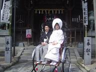 福大出身のカップル