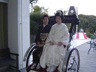 小田様&新婦のお母様