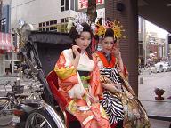 中洲のクラブ2007桜まつり4
