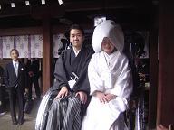 出水神社婚礼20070324