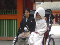 住吉神社婚礼20061001