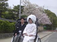 筥崎宮婚礼20070331