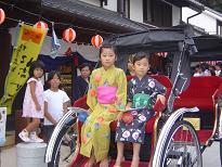 博多町家ふるさと館夏祭り1