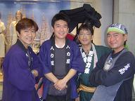熊本鶴屋百貨店様イベント20070505