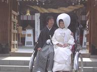櫛田神社婚礼20070321