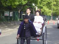 筥崎宮婚礼20070429