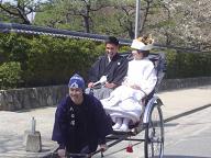 スタッフ菊永in迎賓館