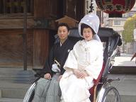 20060408櫛田神社婚礼1