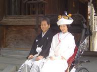 20060408櫛田神社婚礼2