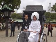筥崎宮婚礼20070218