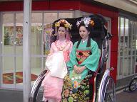 中洲のクラブ2007桜まつり1