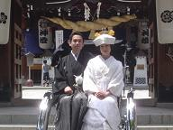 櫛田神社大安吉日1