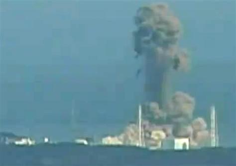 福島第一3号機爆発