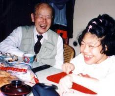 雅子とおじいちゃん2