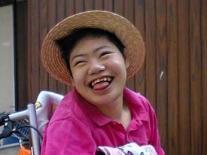 まーちゃんの笑顔2