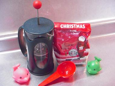 プレス式コーヒーメーカー