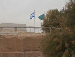 イスラエルとの軍事境界線