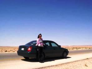 この車を運転しました