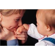 赤ちゃんに対する働きかけ