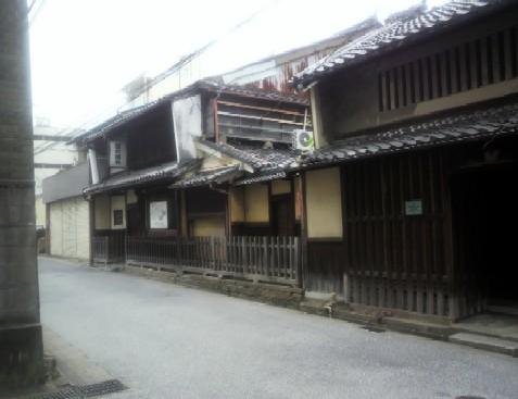 登録有形文化財旧井田邸と田村眼科医院