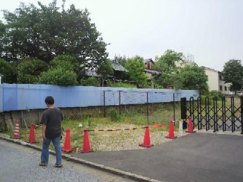 東城戸大国主命神社の西側