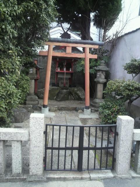 今辻子町の住吉神社