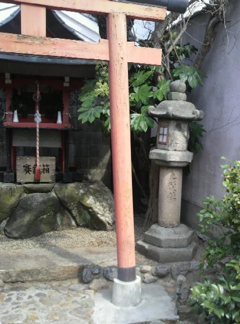 住吉神社は、もともと九頭龍社だった