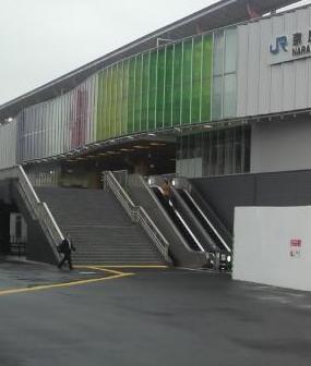 JR奈良駅東口20101021