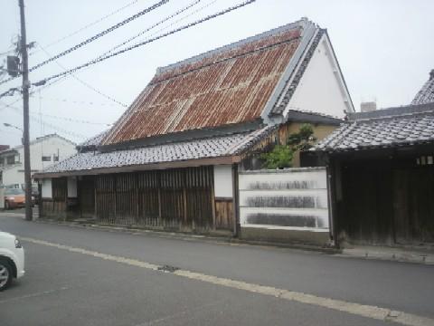 旧三条村福村家1