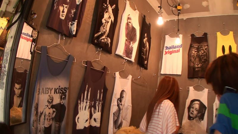 4-27-180 Tシャツ