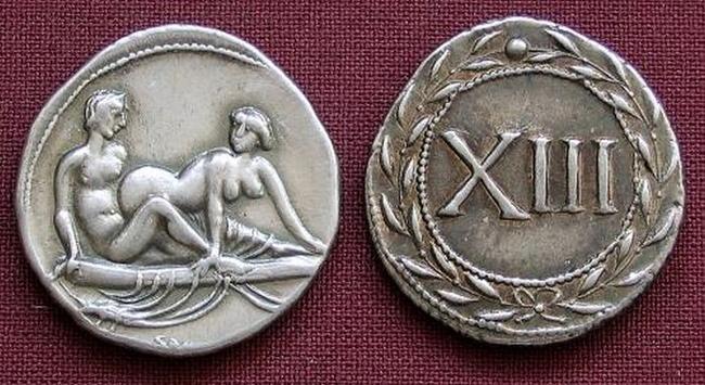 ローマ通貨1