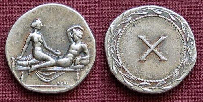 ローマ通貨8