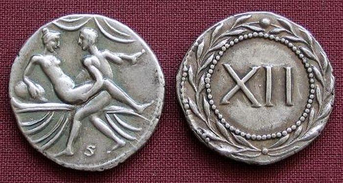 ローマ通貨10